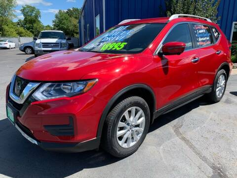 2017 Nissan Rogue for sale at FREDDY'S BIG LOT in Delaware OH