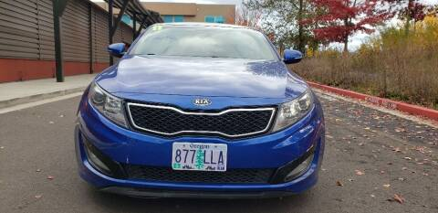2011 Kia Optima for sale at VIking Auto Sales LLC in Salem OR