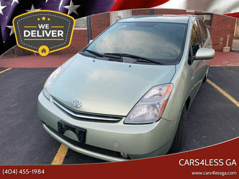 2009 Toyota Prius for sale at Cars4Less GA in Alpharetta GA
