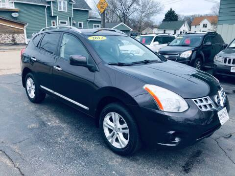 2012 Nissan Rogue for sale at SHEFFIELD MOTORS INC in Kenosha WI