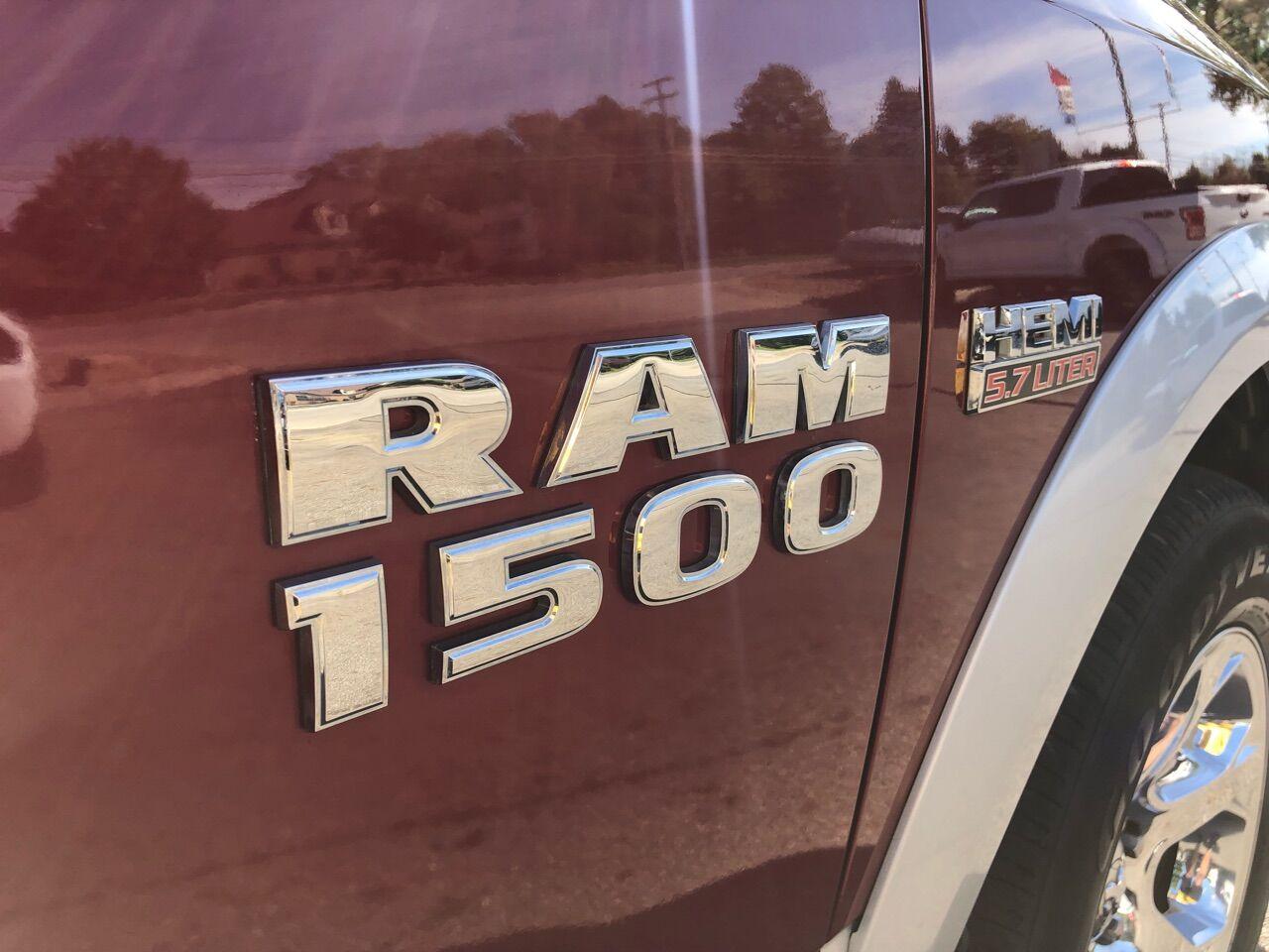 2015 Ram Ram Pickup 1500 Short Bed