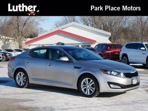 2013 Kia Optima for sale at Park Place Motor Cars in Rochester MN