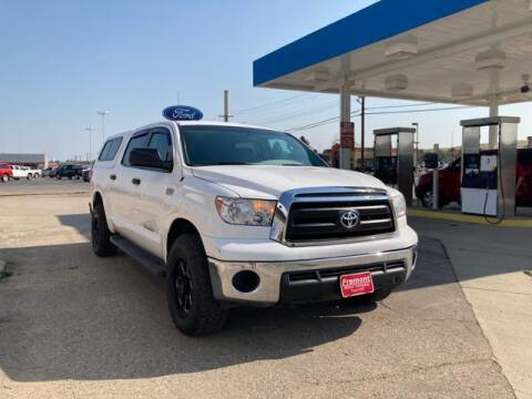 2011 Toyota Tundra for sale at Rocky Mountain Commercial Trucks in Casper WY