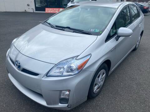 2010 Toyota Prius for sale at MAGIC AUTO SALES in Little Ferry NJ
