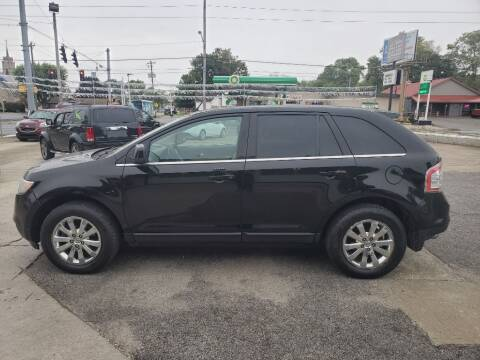 2008 Ford Edge for sale at Bob Boruff Auto Sales in Kokomo IN