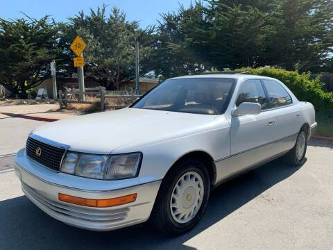 1991 Lexus LS 400 for sale at Dodi Auto Sales in Monterey CA