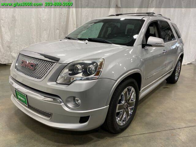 2012 GMC Acadia for sale at Green Light Auto Sales LLC in Bethany CT
