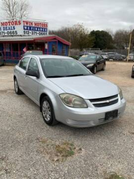 2009 Chevrolet Cobalt for sale at Twin Motors in Austin TX