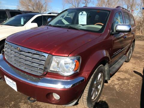 2008 Chrysler Aspen for sale at BARNES AUTO SALES in Mandan ND