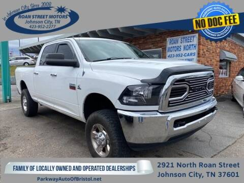 2011 RAM Ram Pickup 2500 for sale at PARKWAY AUTO SALES OF BRISTOL - Roan Street Motors in Johnson City TN