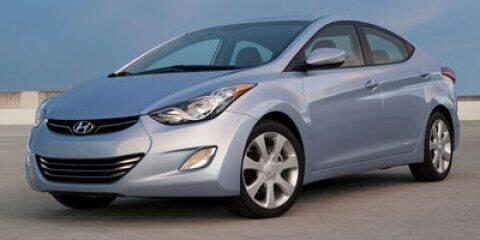 2011 Hyundai Elantra for sale at SCOTT EVANS CHRYSLER DODGE in Carrollton GA