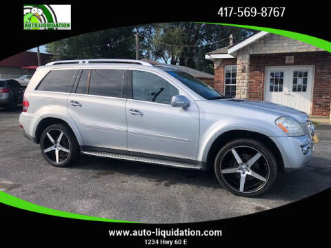 2008 Mercedes-Benz GL-Class for sale at Auto Liquidation in Springfield MO