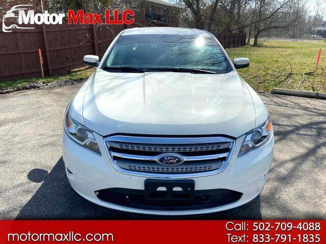 2010 Ford Taurus for sale at Motor Max Llc in Louisville KY