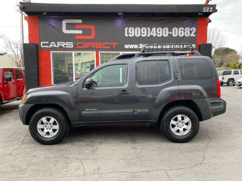 2005 Nissan Xterra for sale at Cars Direct in Ontario CA