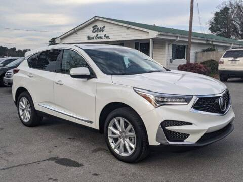 2021 Acura RDX for sale at Best Used Cars Inc in Mount Olive NC