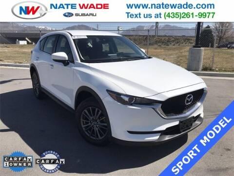 2018 Mazda CX-5 for sale at NATE WADE SUBARU in Salt Lake City UT