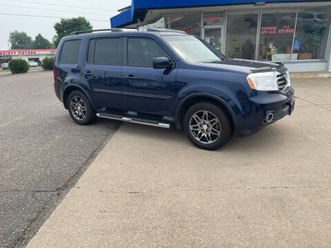 2015 Honda Pilot for sale at TOWER AUTO MART in Minneapolis MN