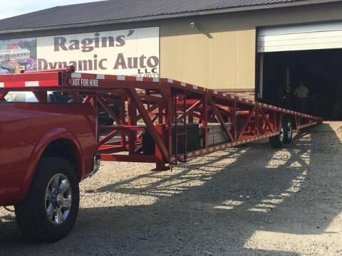 2000 BEAM TRAILER for sale at Ragins' Dynamic Auto LLC in Brookland AR