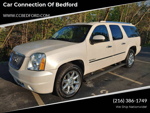 2011 GMC Yukon XL for sale at Car Connection of Bedford in Bedford OH
