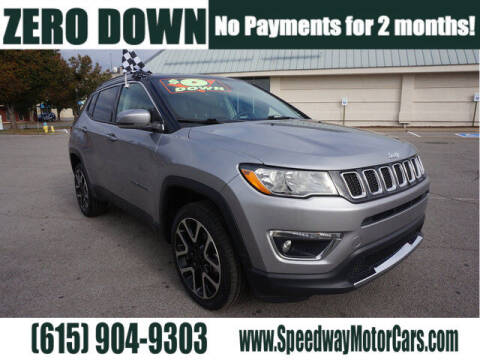 2017 Jeep Compass for sale at Speedway Motors in Murfreesboro TN