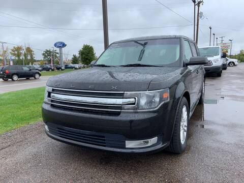 2014 Ford Flex for sale at Blake Hollenbeck Auto Sales in Greenville MI