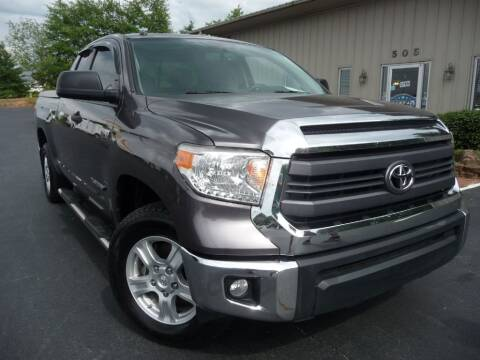 2015 Toyota Tundra for sale at Wade Hampton Auto Mart in Greer SC