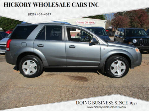 2007 Saturn Vue for sale at Hickory Wholesale Cars Inc in Newton NC
