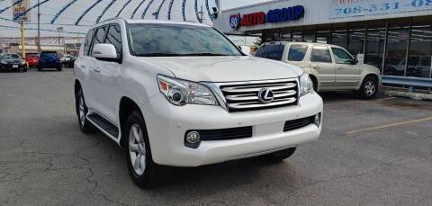 2011 Lexus GX 460 for sale at I-80 Auto Sales in Hazel Crest IL