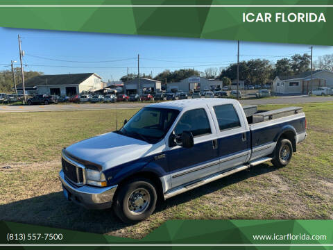 1999 Ford F-250 Super Duty for sale at ICar Florida in Lutz FL