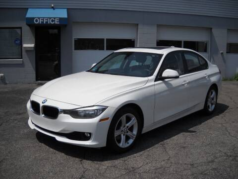 2014 BMW 3 Series for sale at Best Wheels Imports in Johnston RI