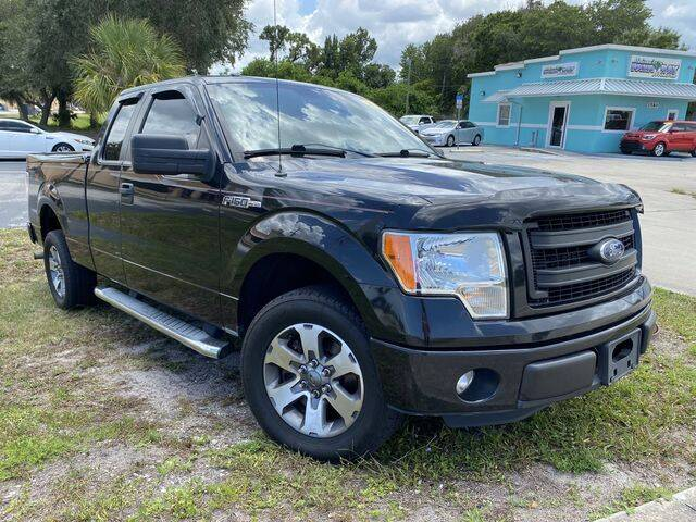 2013 Ford F-150 for sale at Palm Bay Motors in Palm Bay FL