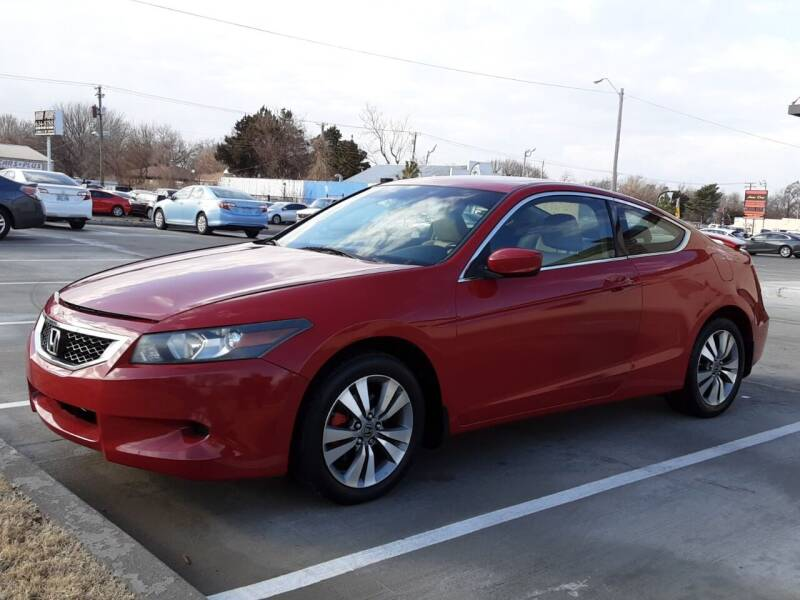 2009 Honda Accord for sale at Red Rock Auto LLC in Oklahoma City OK