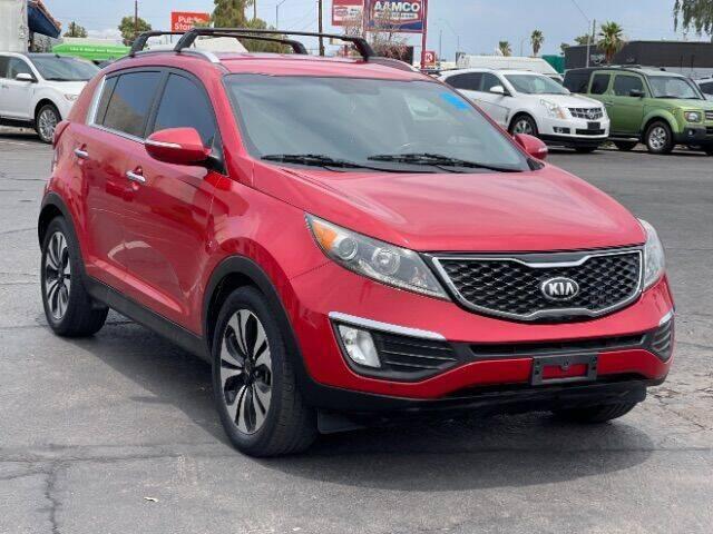 2013 Kia Sportage for sale at Brown & Brown Auto Center in Mesa AZ
