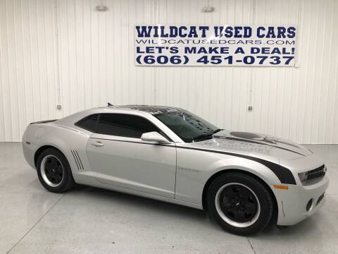 2011 Chevrolet Camaro for sale at Wildcat Used Cars in Somerset KY