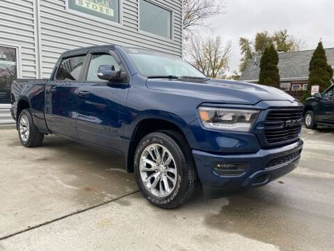 2019 Dodge Ram Pickup 1500 for sale at The Car Store Inc in Albany NY