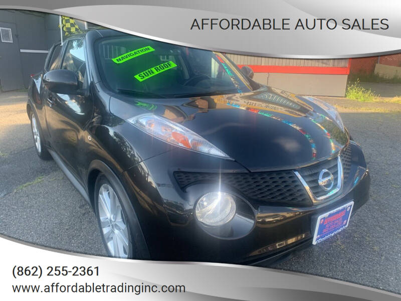 2011 Nissan JUKE for sale at Affordable Auto Sales in Irvington NJ