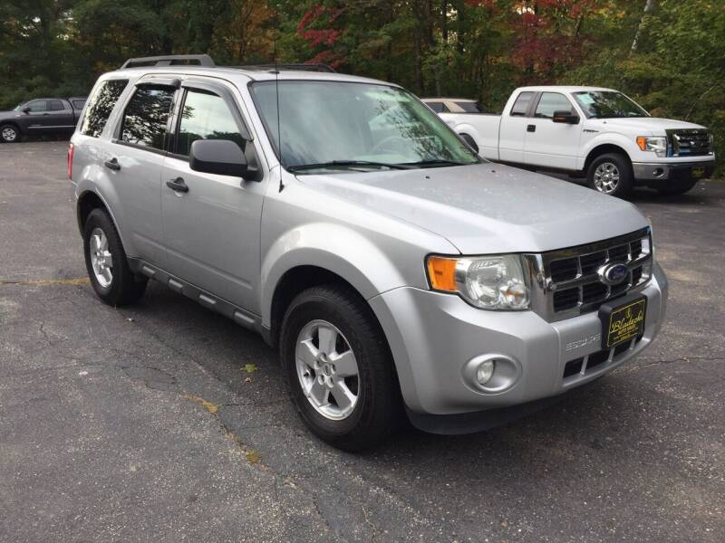 2012 Ford Escape for sale at Bladecki Auto in Belmont NH