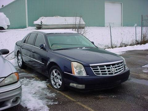 2007 Cadillac DTS for sale at VOA Auto Sales in Pontiac MI