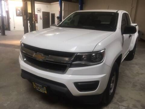 2015 Chevrolet Colorado for sale at CHAGRIN VALLEY AUTO BROKERS INC in Cleveland OH