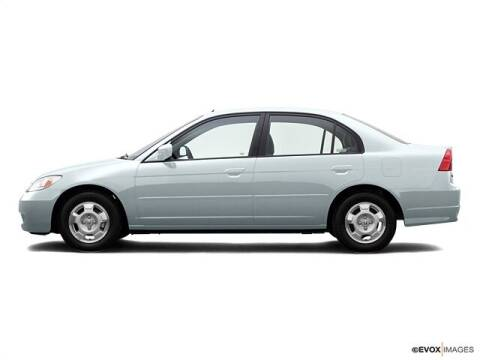 2005 Honda Civic for sale at Jamerson Auto Sales in Anderson IN