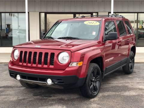 2012 Jeep Patriot for sale at Nelson Car Country in Bixby OK
