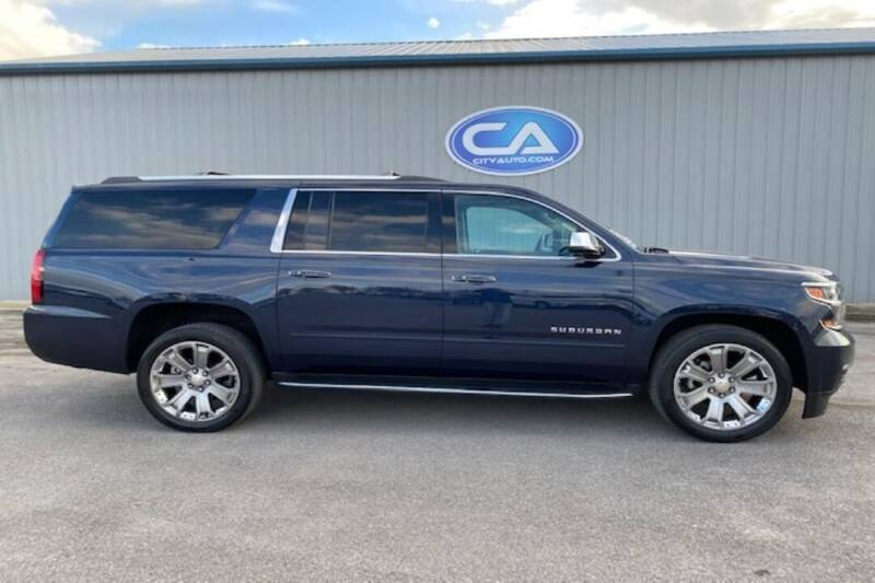 2017 Chevrolet Suburban for sale at City Auto in Murfreesboro TN
