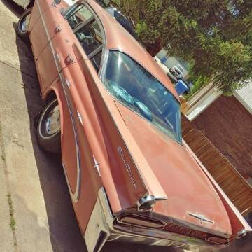 1959 Pontiac Star Chief for sale at Classic Car Deals in Cadillac MI