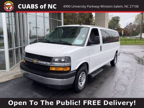 2019 Chevrolet Express Passenger for sale at Summit Credit Union Auto Buying Service in Winston Salem NC