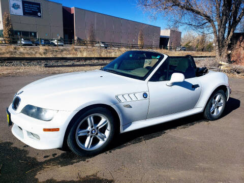 2000 BMW Z3 for sale at J & M PRECISION AUTOMOTIVE, INC in Fort Collins CO