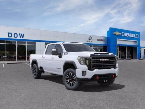 2022 GMC Sierra 2500HD for sale at DOW AUTOPLEX in Mineola TX