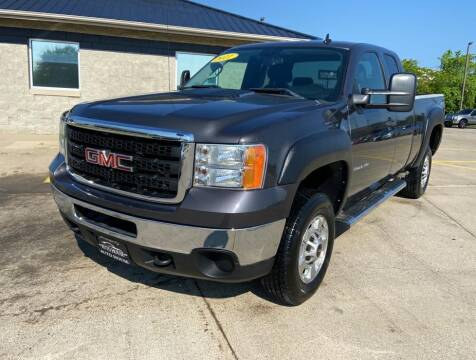 2011 GMC Sierra 2500HD for sale at Auto House of Bloomington in Bloomington IL