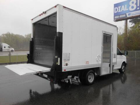 2014 Chevrolet Express Cutaway for sale at Benton Truck Sales - Box Vans in Benton AR