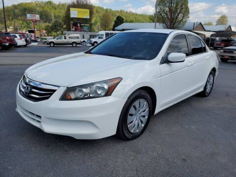 2011 Honda Accord for sale at MCMANUS AUTO SALES in Knoxville TN