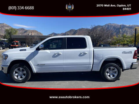 2020 RAM Ram Pickup 1500 for sale at S S Auto Brokers in Ogden UT